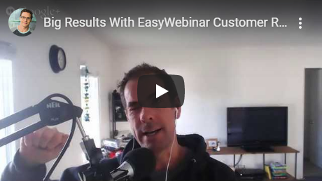youtube review eaywebinar